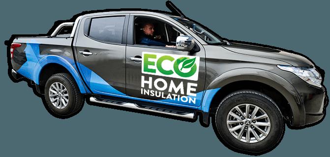 ECO Home Insulation Ute