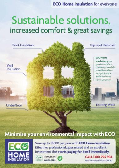 Home Insulation brochure